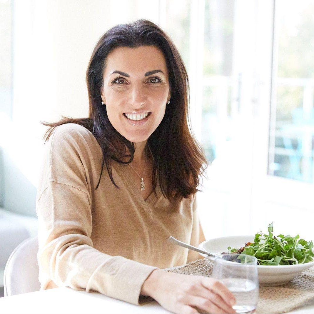 healthy living coaching with Naomi Buff
